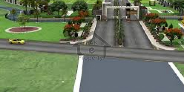 Be The Wise Decision Maker Lake City - 5 Marla Plot For Sale