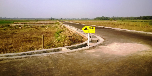 Samanabad, 7 Marla Commercial Plot For Sale