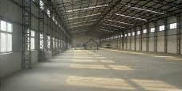 Raiwind Road - 50 Kanal Warehouse Available For Rent