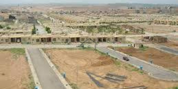 DHA Phase 8 - Zone C - 500 Yards Residential Plot For Sale On 19th Street D Cutting 5th Belt IN DHA Defence, Karachi