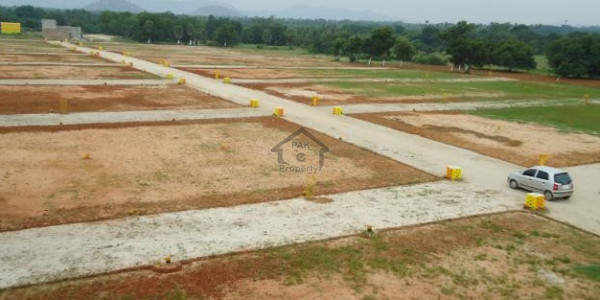 Citi Housing Society - Phase 1-10 Marla-Plot  For Sale