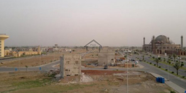 Citi Housing Society  Phase 1-5 Marla-Plot  For  Sale