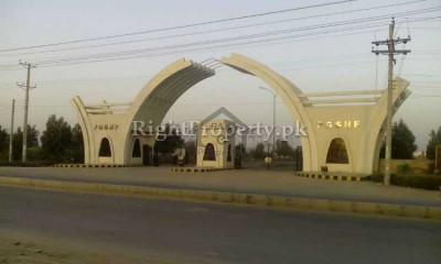 Residential Plots for Sale in PGSHF Society Satiana Road Faisalabad.