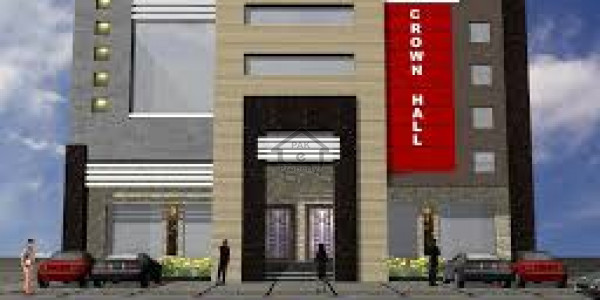 Peoples Colony No 1 -  Commercial Building For Rent IN Faisalabad