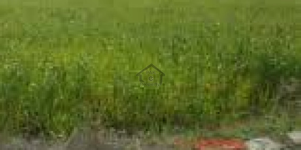 Chakri - Farm House Land Is Available For Sale IN Rawalpindi