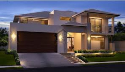 Garden Town -  10 Marla House For Sale At D Block IN Gujranwala