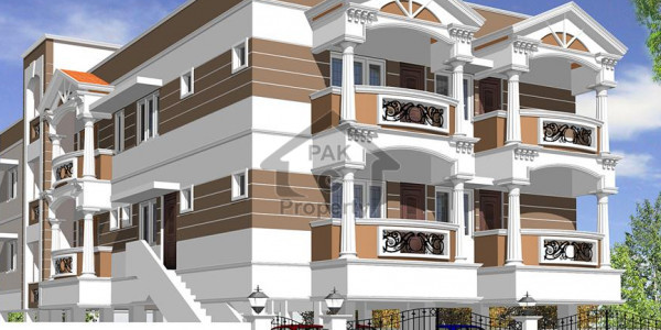Brand New 3 Bedrooms Apartment In Sehar Commercial 2nd Floor
