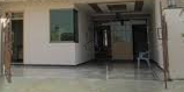 DHA Phase 6 - Block D - 10 Marla Brand New House For Sale IN Lahore