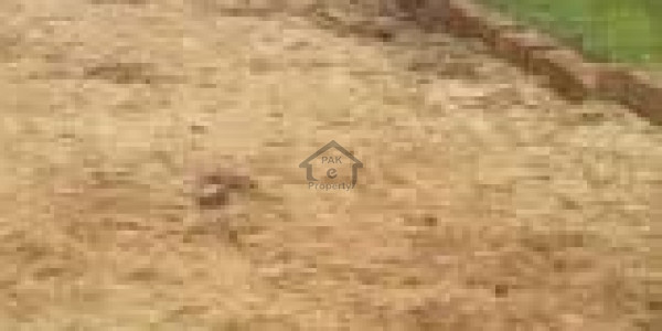 Residential Plot Is Available For Sale IN Sukkur