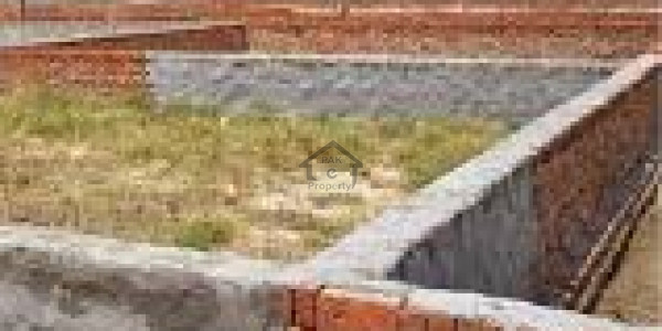 I-16/4 - Residential Level Plot Is Available For Sale IN Islamabad