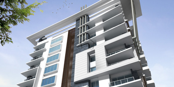 Bahria Town - Civic Centre, Flat Is Available For Sale