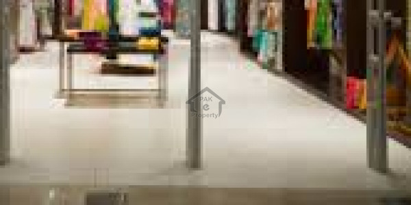 Bahria Mini Commercial Center - Basement Shop For Sale IN Rawalpindi