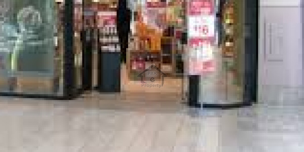 Bahria Town Phase 8 - Block E - Commercial Ground Floor Shop Available For Sale On Investor Rate IN Rawalpindi