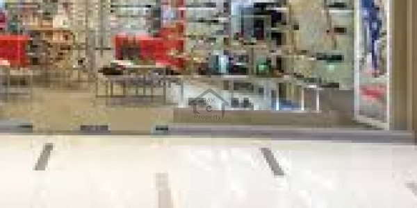 Bahria Town - Civic Centre - Ground Floor Shop Available For Sale IN Rawalpindi