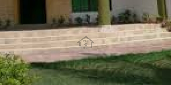 Gulberg Greens - Block D - 4 Kanal Farm House Land Available IN Islamabad