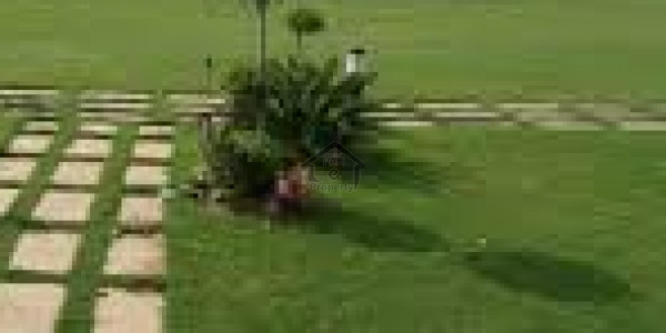 Gulberg Greens - Block A - 4 Kanal Farm House Land For Sale IN Islamabad