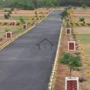 Bahria Town - Tulip Block - 10 Marla Plot For Sale Hot Location And Hot Deal IN Lahore