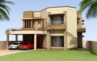 Bahria Town Phase 5- 10 Marla Brand New Luxurious House With 10 Marla Lawn For Sale  IN  Rawalpindi