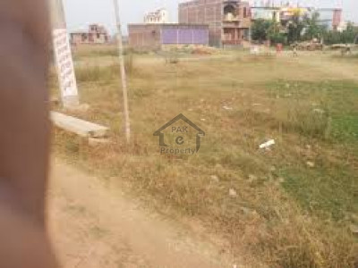 Bahria Town Phase 5- 10 Marla Plot For Sale Locate  IN Rawalpindi