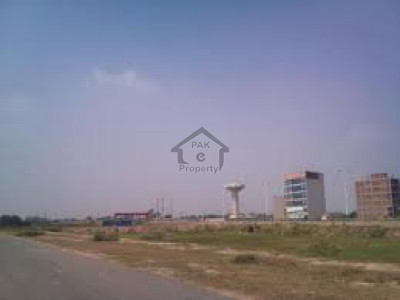 Bahria Town Phase 5- 10 Marla Plot For Sale  IN Rawalpindi