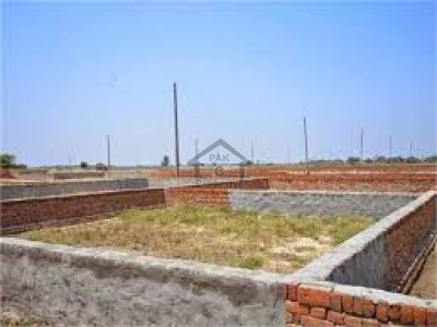 Bahria Town - Tulip Block- Sector C-NEAR TO PARK NEAR TO ALL FACILITIES NEAR TO MAIN 120 FT RD 10 MARLA PLOT In Lahore