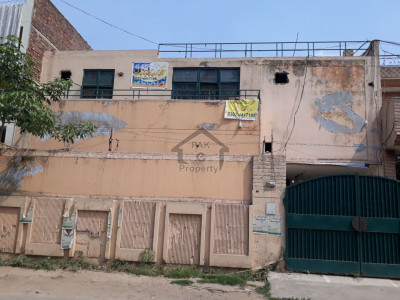 10 marla commercial building for rent in a reasonable price.