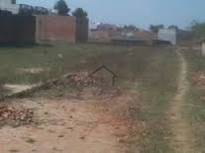 DHA Phase 2 - Block V-2 Kanal Corner Plot Attractive Prime Location For Serious Clients In Lahore