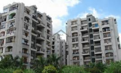 Vip Block 10 Fb Area-1,100 Sq. Ft.4 Room Apartment Available For Sale