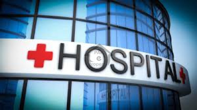 Clifton-2300 Yard Hospital For Sale In Clifton Karachi