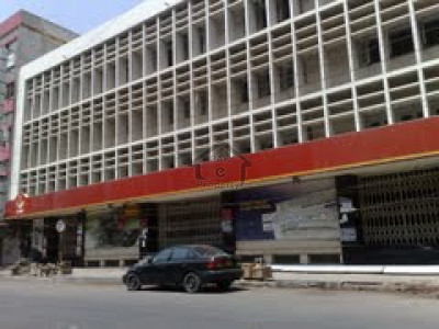 DHA Phase 4,G+3 Floor Office Building Available For Sale