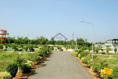 Samhan Housing Attock, 8 Marla Plot For Sale