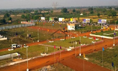Peoples Colony, 8 Marla  Plot For Sale