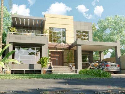 Darul Islam Colony, 1 Kanal House Is Available For Sale