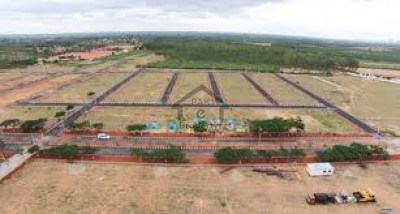 Kamra Road, 18 Marla-Commercial Plot Is Available For Sale