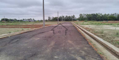 Hayatabad Phase 2 - 1 Kanal Plot Is Available For Sale