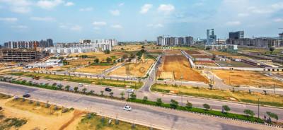 Near paradise city - 1600 kanal  Residential plot  for sale