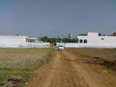 Abbasia Town,10 Marla Commercial Plot Is Available For Sale
