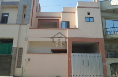 5 Marla-House Is Available For Sale In Link Abbasia Town