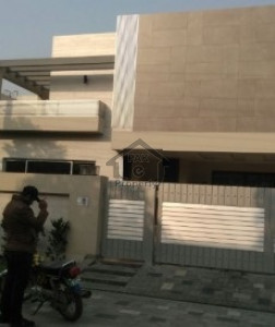 Abbasia Town, 10 Marla House Is Available For Sale In Ali Block