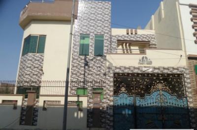 Jeewan City-6 Marla-Housing Scheme-House For Sale in  Sahiwal