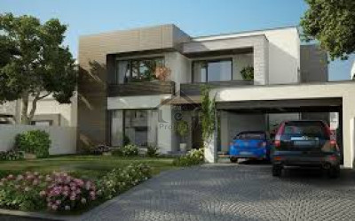 Karem Town-5 Marla-Double Storey Brand New Beautiful House For Sale in Okara