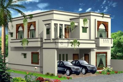 Saad City, 5 Marla Corner House For Sale