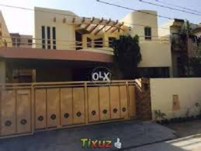 Faisal Colony-4 Marla-Double Story Beautiful Corner Bungalow For Sale in  Okara