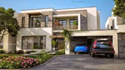 Faisal Colony-4 Marla-Double Storey Brand New Beautiful Corner House For Sale in  Okara