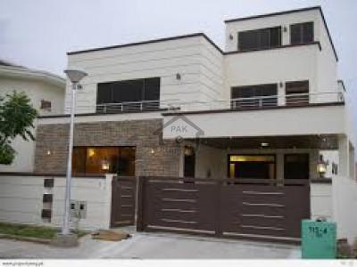 Khan Colony Road-5 Marla-Double Storey Brand New Beautiful House For Sale in  Okara