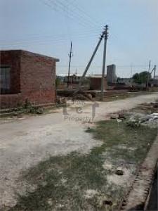 Kdc Garden Housing Scheme-5 Marla-Residential Plot Is Available For Sale in jhelum