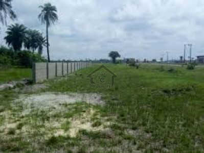 Kashmir Colony-5 Marla-Plot Is Available For Sale In jhelum