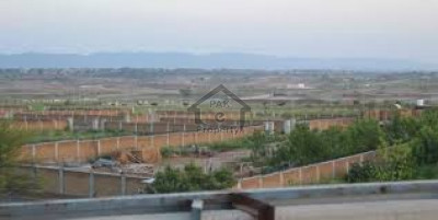 Citi Housing Scheme-7 Marla-Residential Corner Plot is  Available For Sale in jhelum