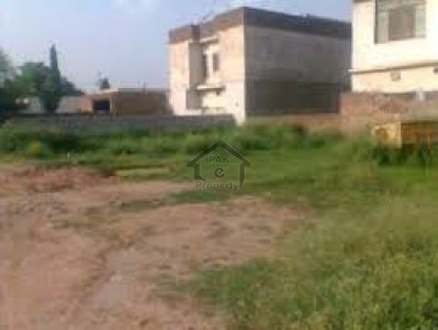 Citi Housing Scheme-10 Marla-Residential Plot is Available For Sale in jhelum