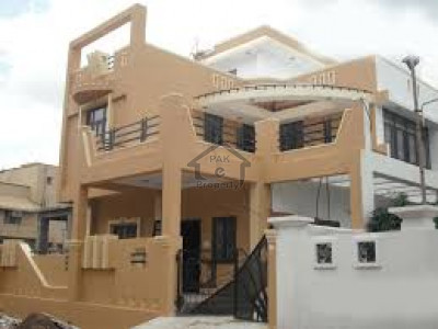 New Model Town- 956 sq.ft-Double Storey New Built House Available For Sale With Basement in Gujrat